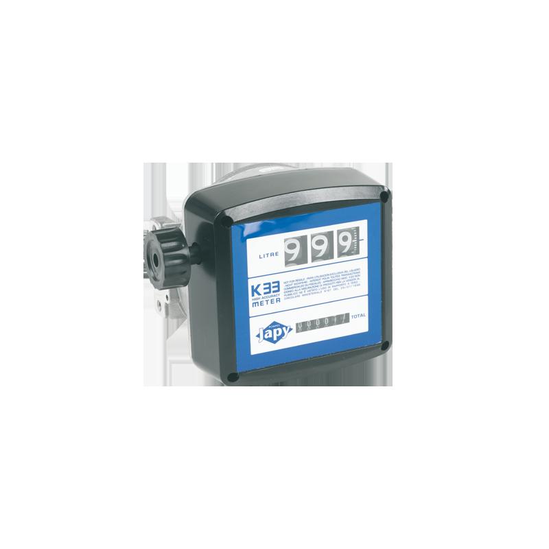 Mechanical meters