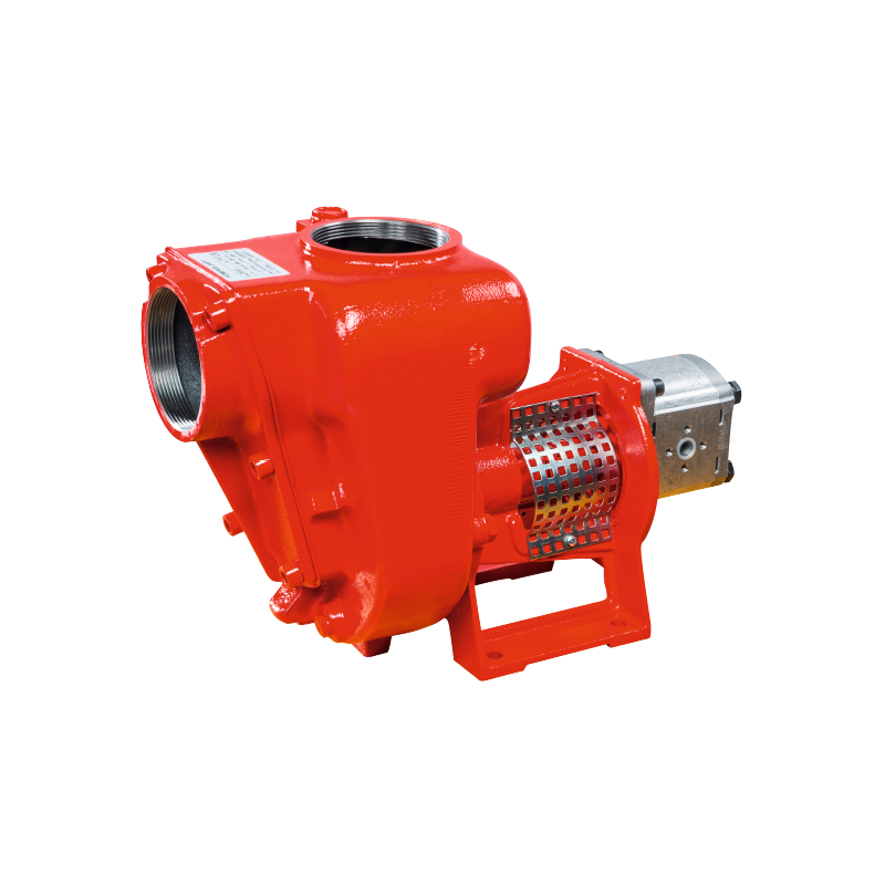 Hydraulic motor pumps
