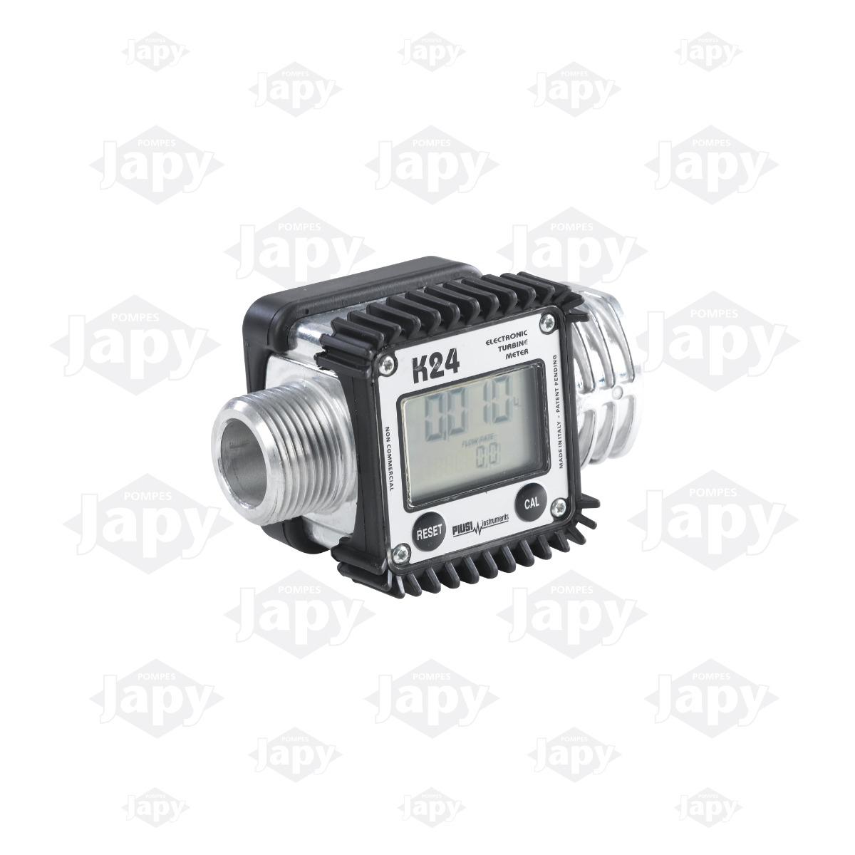 Mass Air Flow Meter& Counter:adblue, diesel,gasoline, oil
