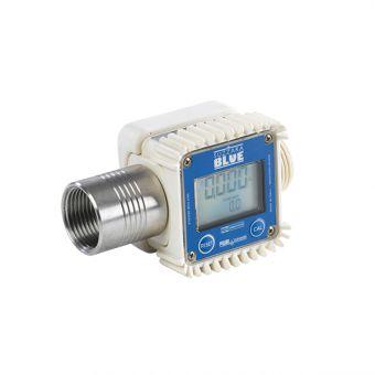 Compteur / débimètre étalonnable à turbine, référence K24-ADBLUE