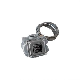 Compteur électroniques à engrenages ovales à émetteur d'impulsions, référence K400-I, K604-I, K700-I