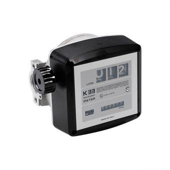 Compteur mécanique, référence K33-ATEX