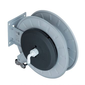 Hose-reel for dispensing AdBlue