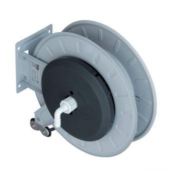 Hose-reel for dispensing AdBlue