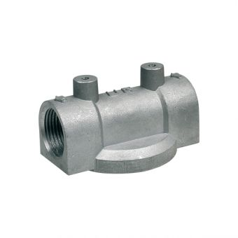 Filtre pompe à cartouche gasoil, essence avec absorbeur d'eau