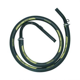 Pompe pneumatique à membranes, corps PP PP1/2PTFE-EX