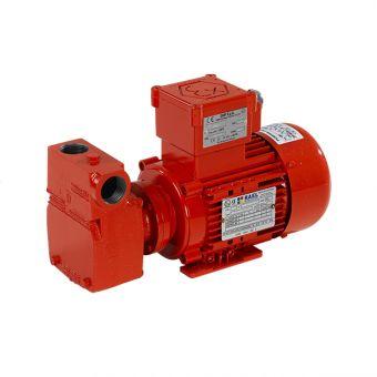 Pompe électrique avec bac d'amorçage - ATEX ADF11, ADF12, ADF13, ADF14