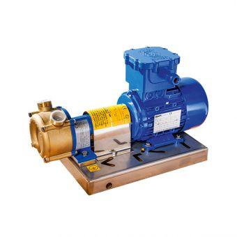 Pompe manuelle à membrane, référence BAR-JOLLY-A, BAR-JOLLY-B, CHAR-JOLLY-A, CHAR-JOLLY-B
