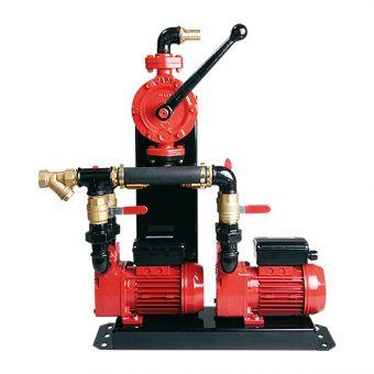 Pompe électrique avec manuelle d'amorçage et de secours PA0010, PA0011