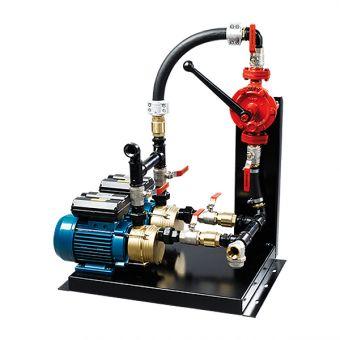 Pompe électrique avec manuelle d'amorçage et de secours PA00302, PA00303