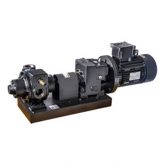 Pompe électrique à palettes moteur ATEX EEX-BDP200T, EEX-BDP300T, EEX-BDP500T, EEX-BDP1000T