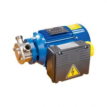 Pompe à impulseur flexible corps inox JEP34C1‐1400‐NBR, JEP34C2‐1400‐NBR, JEP34‐900‐NBR, JEP34‐1400‐NBR