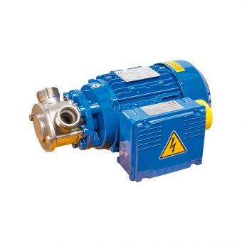 Pompe d'intervention réversibles 2 sens de rotation JEP114‐900‐NBR, JEP114‐1400‐NBR