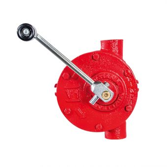 Pompe manuelle rotative, référence VOLT1, VOLT2