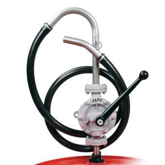 Pompe pneumatique à membranes, corps Aluminium AL1/2PTFE-EX
