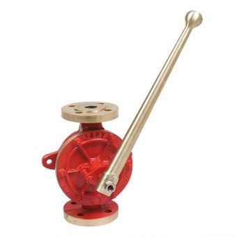 Pompe manuelle semi-rotative, référence BRN1, BRN3