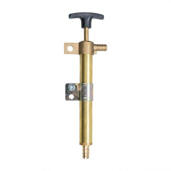Pompe à piston type seringue, référence SER-L, SER-L-Z, SER-L-1/4''