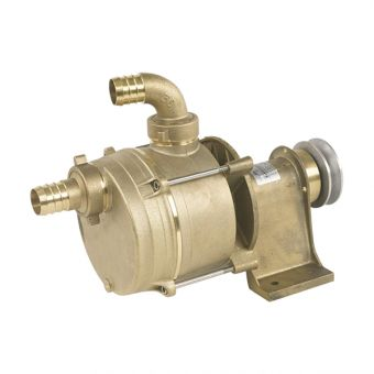Pompe à poulie INOX, référence I50