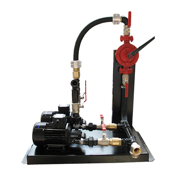 Electric manual priming and emergency pump – PA0051