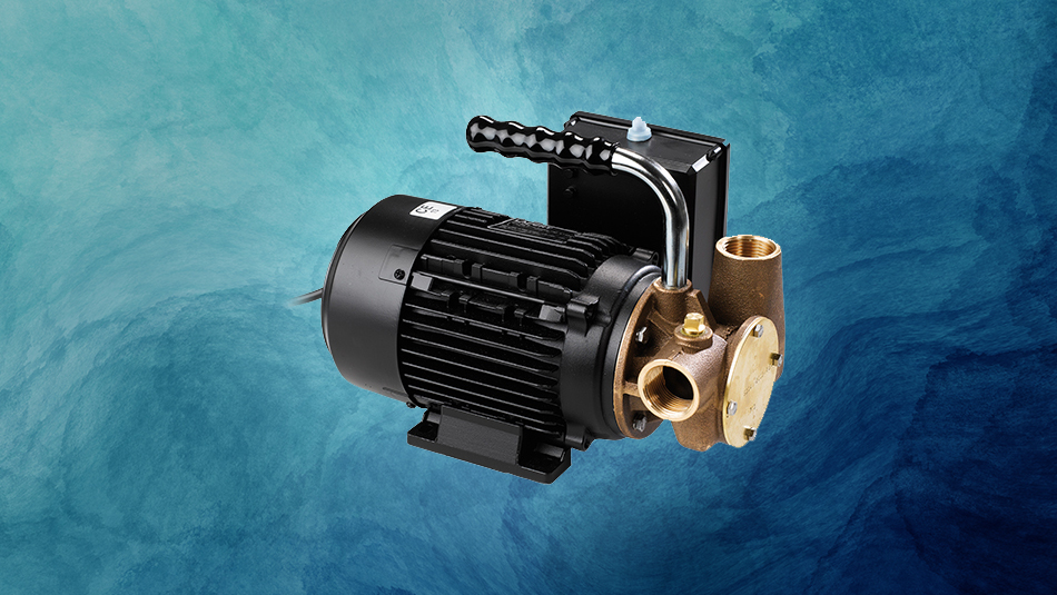 News: discover our flexible impeller pumps